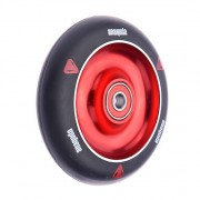 Anaquda wheel inkl. ABEC 9 Lager 110 mm black/red