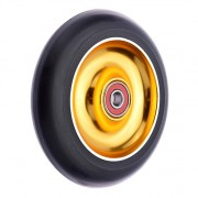 Anaquda wheel inkl. ABEC 9 Lager 110 mm black/gold
