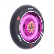 Anaquda wheel inkl. ABEC 9 Lager 110 mm black/purple