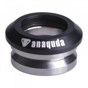 Anaquda integrated Headset black