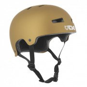 TSG Helm Evolution-Solid Colors L/XL flat-bronze