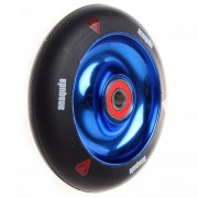 Anaquda fullcore wheel inkl. ABEC 9 Lager 100 mm black/blue