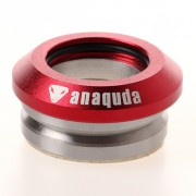Anaquda integrated Headset red V2