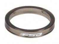 FSA Headset spacer 5 mm polycarbonate grey