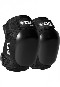 TSG Profi Kneepad Force-II in S black